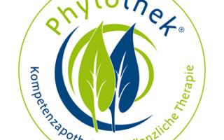 Logo Phytothek