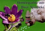 Homöopathie Broschüre der Struwwelpeter Apotheke