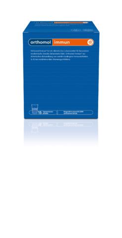 Packung Orthomol Granulat 15er