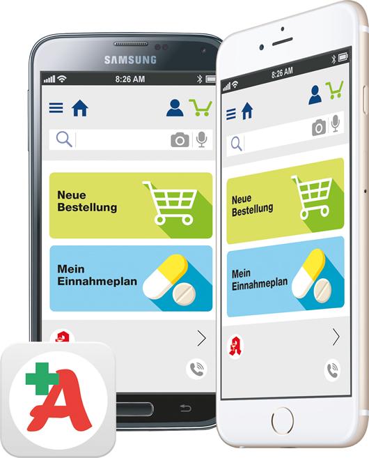 Mobile App Vorschaubild